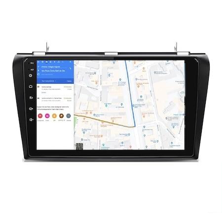 Navigatie NAVI-IT, 4GB RAM 64GB ROM, 4G, IPS, DSP, Mazda 3 , Android , Wi-Fi , Bluetooth ,Waze , YouTube 2