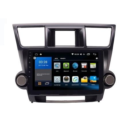 Navigatie NAVI-IT, 2GB RAM 32GB ROM, Android Toyota Highlander ( 2009 - 2014 ) , Display 10 inch, Internet ,Aplicatii , Waze , Wi Fi , Usb , Bluetooth , Mirrorlink - Copie 2