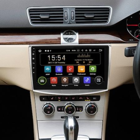 """Navigatie NAVI-IT, Gps, Android 9.1, VW Passat, B6, B7, CC , Display 10.1 """" , 1GB RAM + 16GB ROM , Internet, Aplicatii , Waze , Wi Fi , Usb , Bluetooth , Mirrorlink [3]"""
