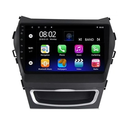 Navigatie NAVI-IT, 2GB RAM 32GB ROM, Hyundai Santa Fe ix 45 ( 2012 - 2017 ) , Android , Display 9 inch, Internet, Aplicatii , Waze , Wi Fi , Usb , Bluetooth , Mirrorlink - Copie 3