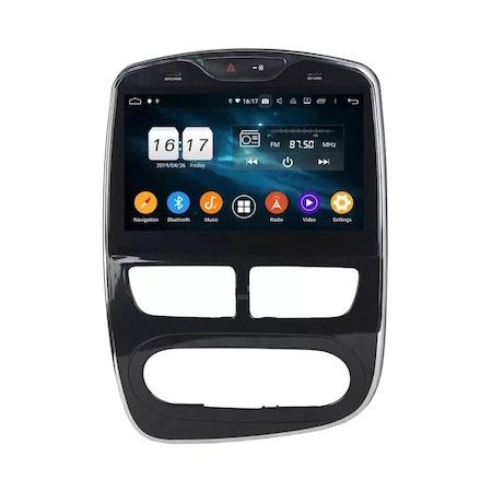 Navigatie NAVI-IT, 2GB RAM 32GB ROM, Renault Clio 4 ( 2015 + ) , Android , Display 10 inch , Internet ,Aplicatii , Waze , Wi Fi , Usb , Bluetooth , Mirrorlink 2