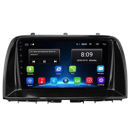 Navigatie NAVI-IT, 4GB RAM 64GB ROM, 4G, IPS, DSP, Android Mazda CX 5 ( 2011-2017 ) , Display 9 inch  Internet, Aplicatii , Waze , Wi Fi , Usb , Bluetooth , Mirrorlink 3
