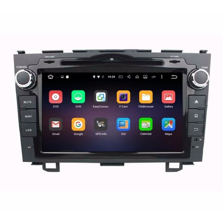 Navigatie NAVI-IT, 1GB RAM 16GB ROM, Android 9.1, Honda CR-V ( 2006-2011), Bluetooth, Wifi [2]
