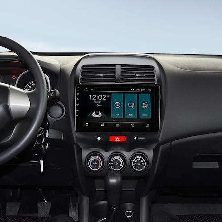 Navigatie NAVI-IT  2 GB RAM + 32 GB ROM  Mitsubishi ASX ( 2010 - 2019 ) , Android , Display 9 inch, Internet ,Aplicatii , Waze , Wi Fi , Usb , Bluetooth , Mirrorlink - Copie 5