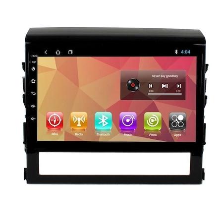 Navigatie NAVI-IT, 1GB RAM 16GB ROM, Toyota Land Cruiser ( 2015 + ) ,Carplay , Android , Aplicatii , Usb , Wi Fi , Bluetooth 3