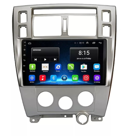 Navigatie NAVI-IT, 1GB RAM 16GB ROM, Hyundai Tucson , Android , Wi-Fi, Bluetooth, Magazin Play 0