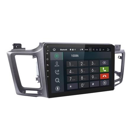 """Navigatie NAVI-IT, 1GB RAM 16GB ROM, Android Toyota Rav 4 ( 2012 - 2018 ) , Display 10.1 """" , Internet , Aplicatii , Waze , Wi Fi , Usb , Bluetooth , Mirrorlink 4"""
