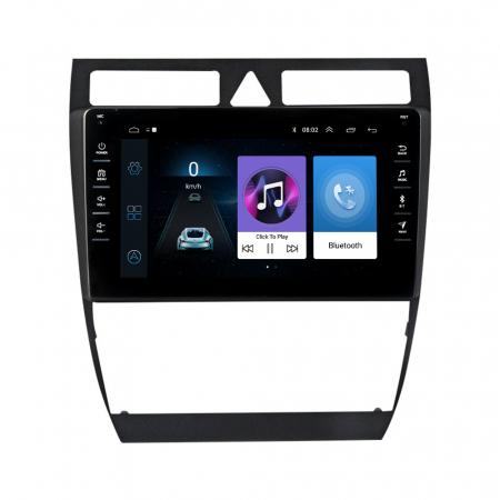 Navigatie NAVI-IT, 1GB RAM 16GB ROM,Audi A6 S6, Android 9.1, Display IPS, Functie RDS, Bluetooth, WiFi, Magazin Play, Camera Marsarier [0]