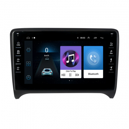 Navigatie NAVI-IT, 1GB RAM 16GB ROM,Audi TT, Android 9.1, Display IPS, Functie RDS, Bluetooth, WiFi, Magazin Play, Camera Marsarier [0]
