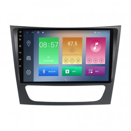 Navigatie NAVI-IT, Mercedes W211, 9 Inch, 1GB RAM 16 GB ROM, Android 9,1, WiFi, Bluetooth, Magazin Play, Camera Marsarier [4]