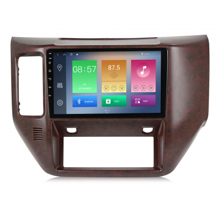 Navigatie Nissan Patrol 2011-2015, NAVI-IT, 9 Inch, 1GB RAM 16GB ROM, Android 9.1, WiFi, Bluetooth, Magazin Play, Camera Marsarier [5]