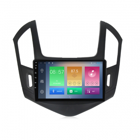 Navigatie Chevrolet Cruze 2012-2015, NAVI-IT, 9 Inch, 2GB RAM 32GB ROM, Android 9.1, WiFi, Bluetooth, Magazin Play, Camera Marsarier [0]