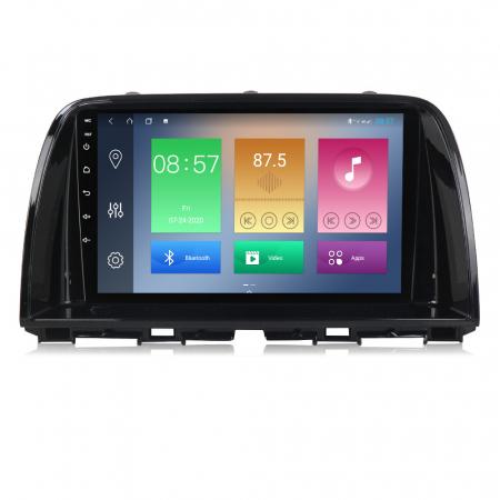 Navigatie Mazda CX5 2012-2017, NAVI-IT, 9 Inch, 4GB RAM 64GB ROM, IPS, DSP, RDS, 4G, Android 10 , WiFi, Bluetooth, Magazin Play, Camera Marsarie [0]