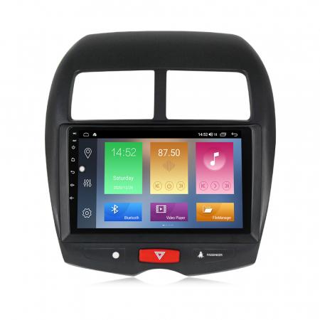 Navigatie Mitsubishi ASX 2010-2019,  Peugeot 4008 NAVI-IT, 10.1 Inch, NAVI-IT, 10.1 Inch, 1GB RAM 16GB ROM, Android 9.1, WiFi, Bluetooth, Magazin Play, Camera Marsarier [0]