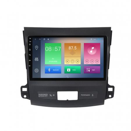 Navigatie Mitsubishi Outlander 2006-2012. NAVI-IT, 9 Inch, 4GB RAM 64GB ROM, IPS, DSP, RDS, 4G, Android 10 , WiFi, Bluetooth, Magazin Play, Camera Marsarier [0]