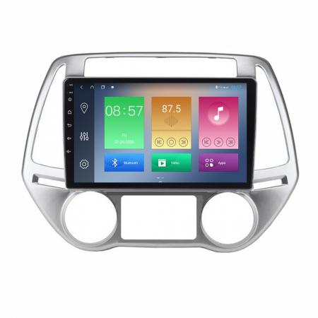 Navigatie Hyundai I20 2012-2014, NAVI-IT, 10 Inch, 1GB RAM 16GB ROM, Android 9.1, WiFi, Bluetooth, Magazin Play, Camera Marsarier [6]