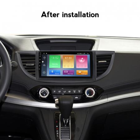 Navigatie Honda CR-V 2012, NAVI-IT, 10.25 Inch, 1GB RAM 16GB ROM, Android 9.1 , WiFi, Bluetooth, Magazin Play, Camera Marsarier [4]