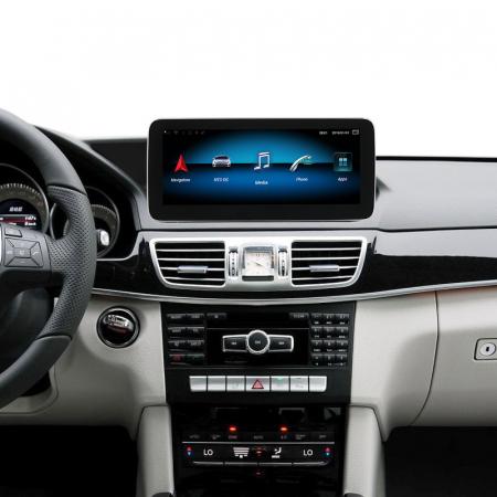 """Navigatie NAVI-IT 4 GB RAM + 64 GB ROM, Android Mercedes E Class W212 ( 2012 - 2014) , NTG 4.5, Display 10.25 """" rezolutie 1920*720 , Internet , Wi Fi , Usb , Bluetooth [7]"""