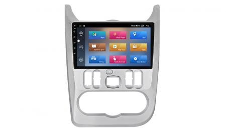 Navigatie NAVI-IT  2 GB RAM + 32 GB ROM Dacia Logan ( 2009 - 2016 ) , Android , Display 9 inch , Internet ,Aplicatii , Waze , Wi Fi , Usb , Bluetooth , Mirrorlink - Copie1