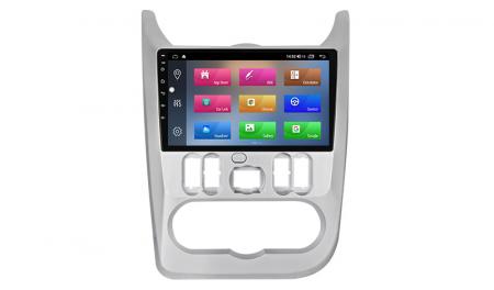 Navigatie NAVI-IT  1 GB RAM + 16 GB ROM Dacia Logan ( 2009 - 2016 ) , Android , Display 9 inch , Internet ,Aplicatii , Waze , Wi Fi , Usb , Bluetooth , Mirrorlink2