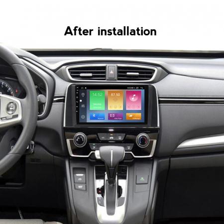 Navigatie Honda CR-V 2016-2018, NAVI-IT, 9 Inch, 4GB RAM 64GB ROM, IPS, DSP, RDS, 4G, Android 10 , WiFi, Bluetooth, Magazin Play, Camera Marsarier [4]