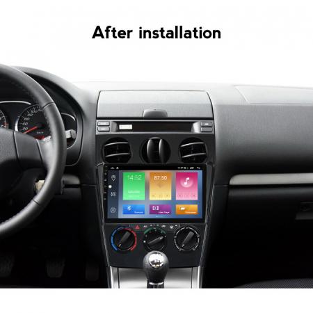 Navigatie Mazda 6 2002-2008 , NAVI-IT, 9 Inch, 2GB RAM 32GB ROM, Android 9.1, WiFi, Bluetooth, Magazin Play, Camera Marsarier [4]
