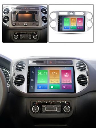 Navigatie Volkswagen Tiguan, NAVI-IT, 9 Inch, 4GB RAM 64 GB ROM, Android 10, IPS, DSP, RDS, WiFi, Bluetooth, Magazin Play, Camera Marsarier [3]