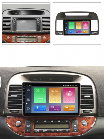 Navigatie Toyota Camry 5 (2001-2006), NAVI-IT, 9 Inch, 1GB RAM 16 GB ROM, Android 9,1, WiFi, Bluetooth, Magazin Play, Camera Marsarier [3]