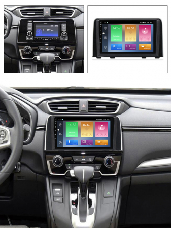 Navigatie Honda CR-V 2016-2018, NAVI-IT, 9 Inch, 4GB RAM 64GB ROM, IPS, DSP, RDS, 4G, Android 10 , WiFi, Bluetooth, Magazin Play, Camera Marsarier [5]