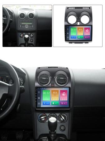 Navigatie Nissan Qashqai 2008-2013, 9 Inch, 2GB RAM 32GB ROM, Android 9.1 , WiFi, Bluetooth, Magazin Play, Camera Marsarier [3]