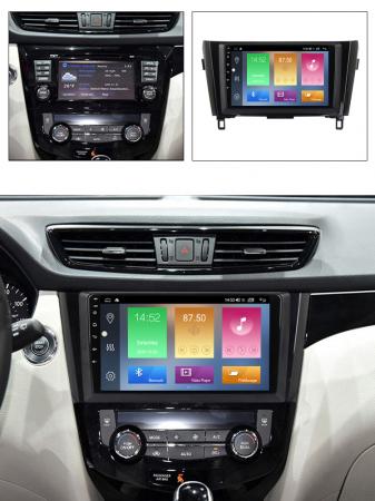 Navigatie Nissan Qashqai, X-Trail 2013-2016, 10.25 Inch, 1GB RAM 16GB ROM, Android 9.1, WiFi, Bluetooth, Magazin Play, Camera Marsarier [5]