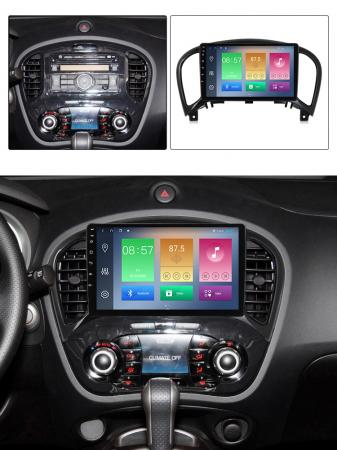 Navigatie Nissan Juke 2010-2014, NAVI-IT, 9 Inch, 1GB RAM 16GB ROM, Android 9.1, WiFi, Bluetooth, Magazin Play, Camera Marsarier [3]