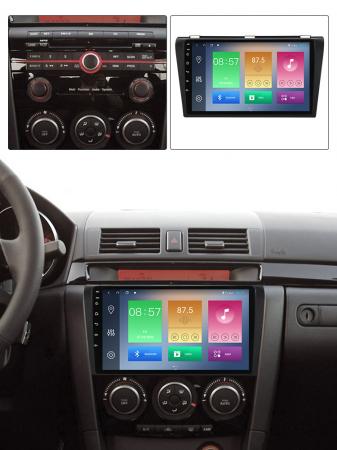 Navigatie Mazda 3 2004-2009, NAVI-IT, 9 Inch, 1GB RAM 16GB ROM, Android 9.1, WiFi, Bluetooth, Magazin Play, Camera Marsarier [5]