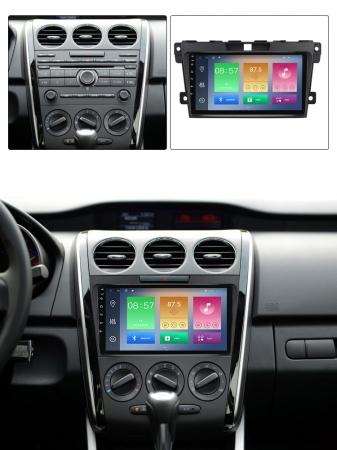 Navigatie Mazda CX7 2008-2015, NAVI-IT, 9 Inch, 4GB RAM 64GB ROM, IPS, DSP, RDS, 4G, Android 10 , WiFi, Bluetooth, Magazin Play, Camera Marsarie [4]