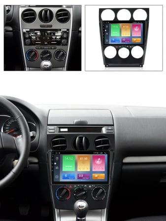 Navigatie Mazda 6 2002-2008 , NAVI-IT, 9 Inch, 2GB RAM 32GB ROM, Android 9.1, WiFi, Bluetooth, Magazin Play, Camera Marsarier [5]