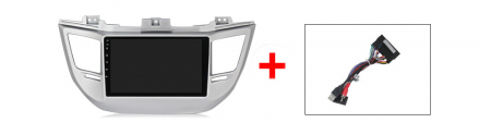 Navigatie Hyundai Tucson, IX35 2014-2018, NAVI-IT, 9 Inch, 4GB RAM 64GB ROM, IPS, DSP, RDS, 4G, Android 10 , WiFi, Bluetooth, Magazin Play, Camera Marsarier [3]