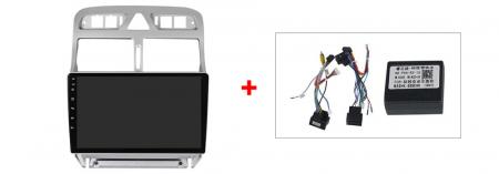 Navigatie Peugeot 307 2002-2013, NAVI-IT, 9 Inch, 2GB RAM 32GB ROM, Android 9.1, WiFi, Bluetooth, Magazin Play, Camera Marsarier [2]