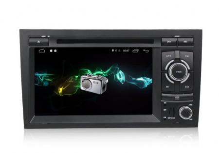 Navigatie auto dedicata Audi A4 (B6, B7) 2002-2008, Android 9 cu DVD + Cadou Card GPS 8Gb2