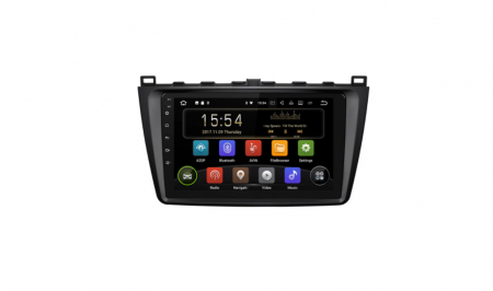 "Navigatie NAVI-IT 1GB RAM + 16GB ROM  Gps Android Mazda 6 ( 2008 - 2014 ) , Display 9 "", Internet ,Aplicatii , Waze , Wi Fi , Usb , Bluetooth , Mirrorlink0"