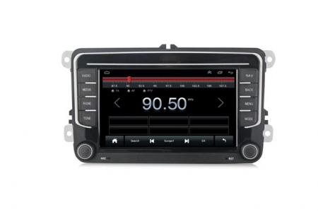 Navigatie NAVI-IT, 1GB RAM 16GB ROM, Model 2021, Volkswagen Golf 5, Passat B6, Jetta, Android 9.1, Display IPS, Functie RDS, Bluetooth, WiFi, Magazin Play, Camera Marsarier [2]