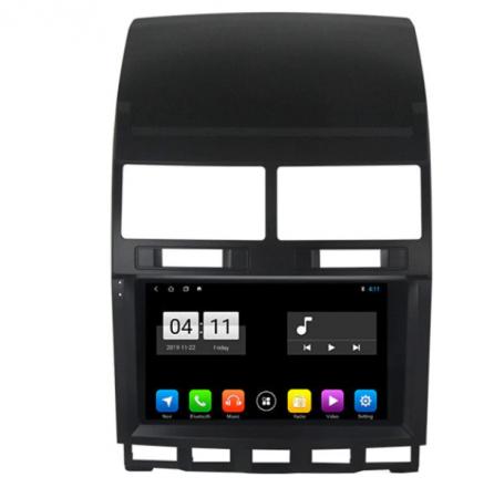 Navigatie NAVI-IT, Volkswagen Touareg Android 10, Display 9 Inch, 4GB RAM 64GB ROM GPS, IPS, DSP, RDS, WiFi, Bluetooth, Waze + camera marsarier [0]