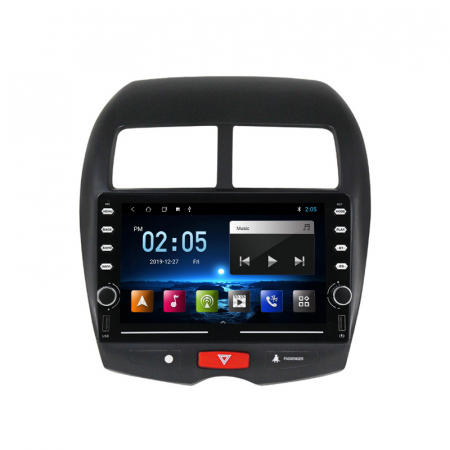 Navigatie Peugeot 4008, NAVI-IT, 9 Inch, 1GB RAM 16GB ROM, Android 9.1, WiFi, Bluetooth, Magazin Play, Camera Marsarier [2]