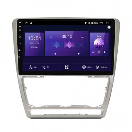 Navigatie NAVI-IT, 1GB RAM 16GB ROM, Skoda Octavia 2 FACELIFT ( 2009-2013 ), WiFi, Bluetooth, Android 9.1, Magazin Play0