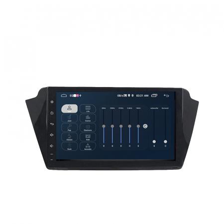 Navigatie Skoda Fabia 2015 NAVI-IT,9 Inch, 4GB RAM 64GB ROM, IPS, DSP, RDS, 4G, Android 10 , WiFi, Bluetooth, Magazin Play, Camera Marsarier [0]