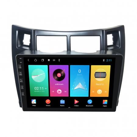 Navigatie Toyota Yaris (2008-2011), NAVI-IT, 9 Inch, 2GB RAM 32GB ROM, Android 9,1, WiFi, Bluetooth, Magazin Play, Camera Marsarier [1]