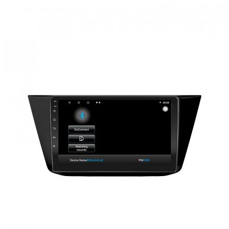 Navigatie Volkswagen Touran 2016, NAVI-IT, 10.1 Inch, 1GB RAM 16 GB ROM, Android 9,1, WiFi, Bluetooth, Magazin Play, Camera Marsarier [3]