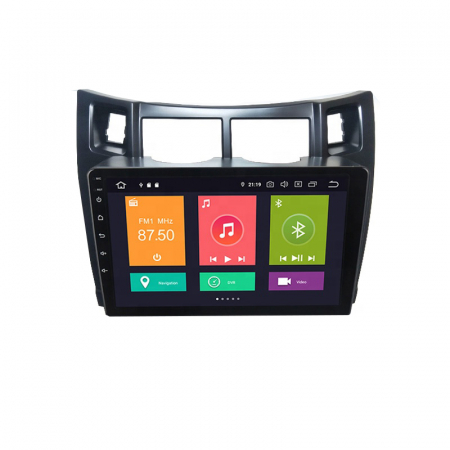 Navigatie Toyota Yaris (2008-2011), NAVI-IT, 9 Inch, 2GB RAM 32GB ROM, Android 9,1, WiFi, Bluetooth, Magazin Play, Camera Marsarier [2]