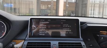 Navigatie NAVI-IT 4 GB RAM 64 GB ROM, 4G, IPS, DSP, Android 10, BMW X5 E70, X6 E71 Ecran IPS Bluetooth GPS CCC - Copie - Copie1