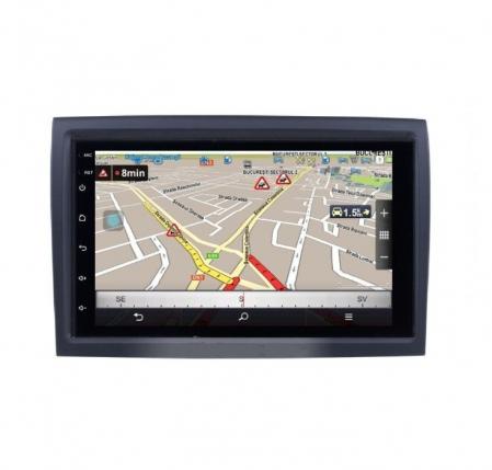 Navigatie NAVI-IT, 4GB RAM 64GB ROM, 4G, IPS, DSP, Peugeot Boxer, Android 9.1, WiFi, Bluetooth, Waze - Copie - Copie0