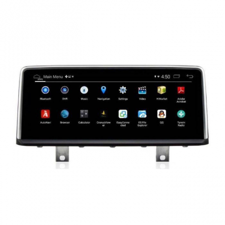 Navigatie NAVI-IT 2 GB RAM 32 GB ROM NAVI-IT Android 10, BMW X5 E70, X6 E71 Ecran IPS Bluetooth GPS CCC - Copie0